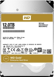 Western Digital Gold 12TB 7200RPM 256MB WD121KRYZ