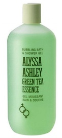 Dušo želė Alyssa Ashley Green Tea, 100 ml
