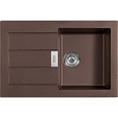 Franke Sirius S2D 611-78 XL Chocolate