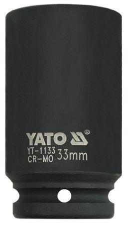 Yato Hexagonal Deep Impact Socket 3/4'' 33mm