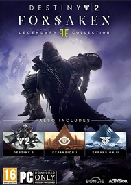 Destiny 2: Forsaken Legendary Collection PC