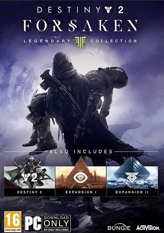 Компьютерная игра Destiny 2: Forsaken Legendary Collection PC