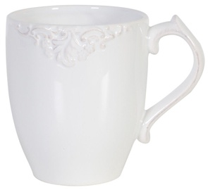 Home4you SPIRIT Mug 400ml White