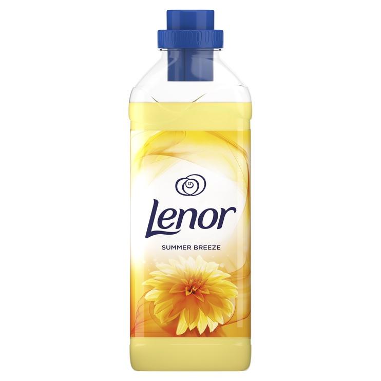 Audinių minkštiklis Lenor Summer Breeze, 930 ml
