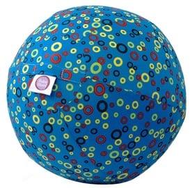 BubaBloon Balloon Ball Circles Print Blue