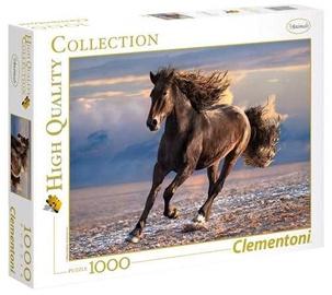 Puzle Clementoni High Quality Free Horse 39420, 1000 gab.