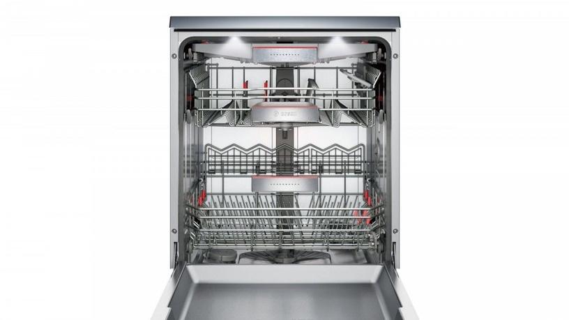 Trauku mazgājamā mašīna Bosch Serie 8 SMS88UI36E Inox