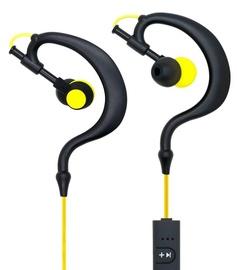 ART AP-B23 Bluetooth Headphones w/Mic Black/Yellow