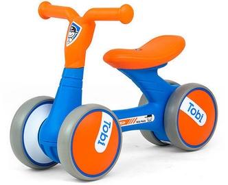 Milly Mally Tobi Ride On Blue/Orange