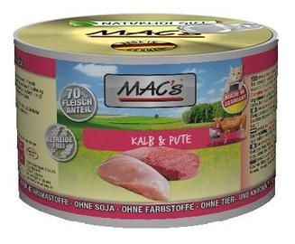 Mac's Veal & Turkey 200g