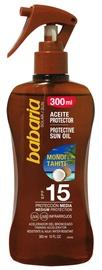 Babaria Tahitian Monoi Dry Sun Oil SPF15 300ml