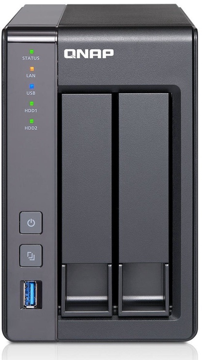 QNAP NAS 2BAY TS-251+-2G