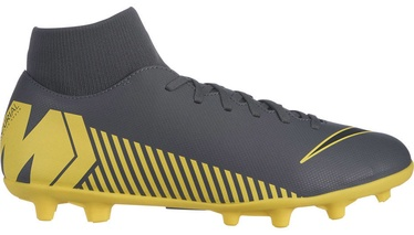 Nike Mercurial Superfly 6 Club MG AH7363 070 Gray/Yellow 45