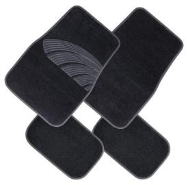 Automobilių kilimėliai Autoserio THM-28272/1, universalūs, 4 vnt.