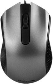 Kompiuterio pelė Modecom M4.1 Gray, laidinė, optinė