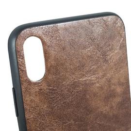 Чехол Mocco Business Silicone Back Case for Xiaomi Mi Note 10 / Mi Note 10 Pro / Mi CC9, коричневый