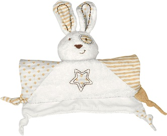 Fashy Green Line My Hand Puppet Bunny 1290