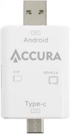 Accura ACC4145 SD/TF Card Reader
