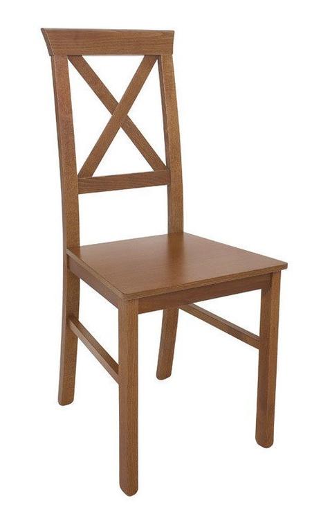 Стул для столовой Black Red White Alla 4 Brown, 1 шт.