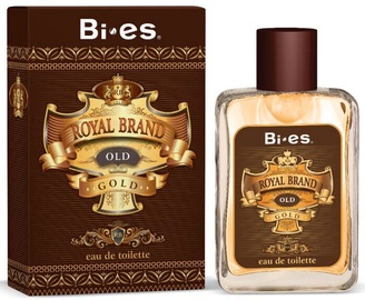 Tualetes ūdens BI-ES Royal Brand Old Gold 100ml EDT