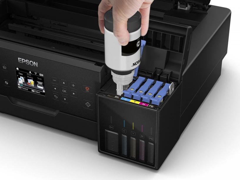 Daugiafunkcis spausdintuvas Epson L7160, rašalinis, spalvotas