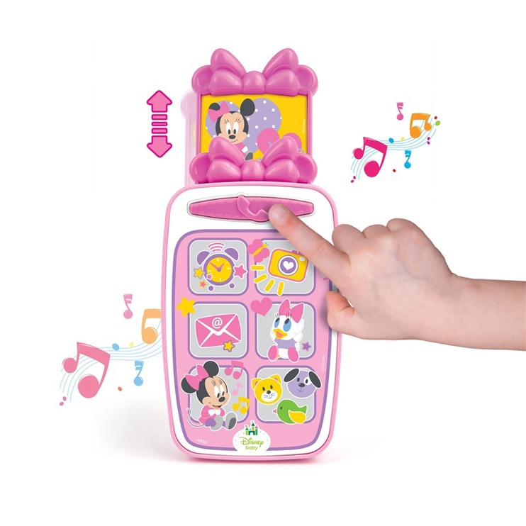 Mängutelefon Clementoni Disney Baby 14950