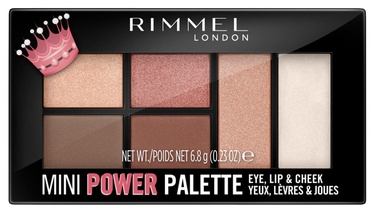 Rimmel London Mini Power Palette 6.8g 003
