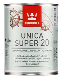 Lakas Tikkurila Unica Super, pusiau matinis, 0.9 l