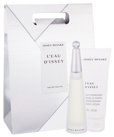 Issey Miyake L´Eau D´Issey 25ml EDT + 75ml Body Lotion
