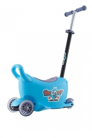 Milly Mally Snoop Multifunctional Ride On 3in1 Blue