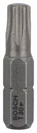 Atsuktuvų antgaliai Bosch Extra Hard T30, 25 mm, 3 vnt