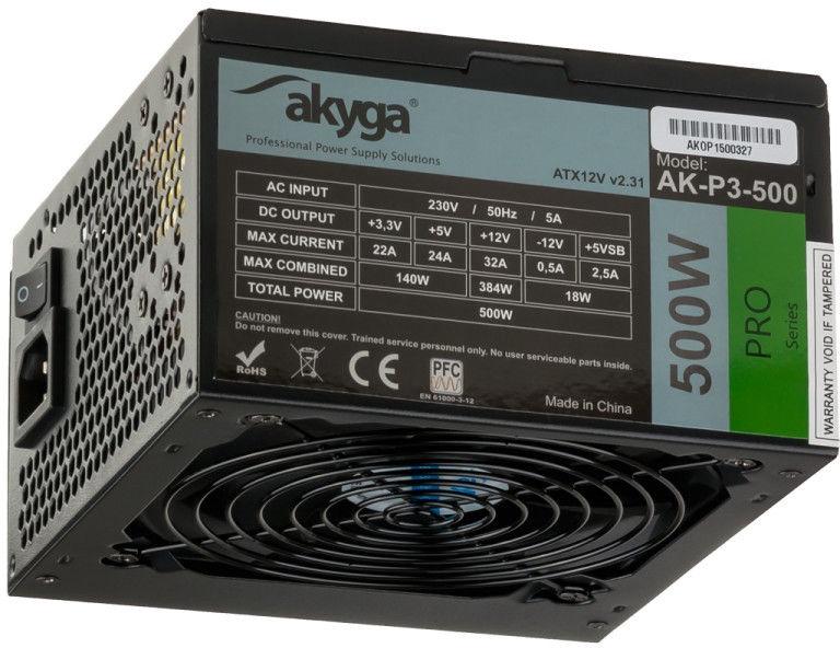 Akyga Pro 500W AK-P3-500