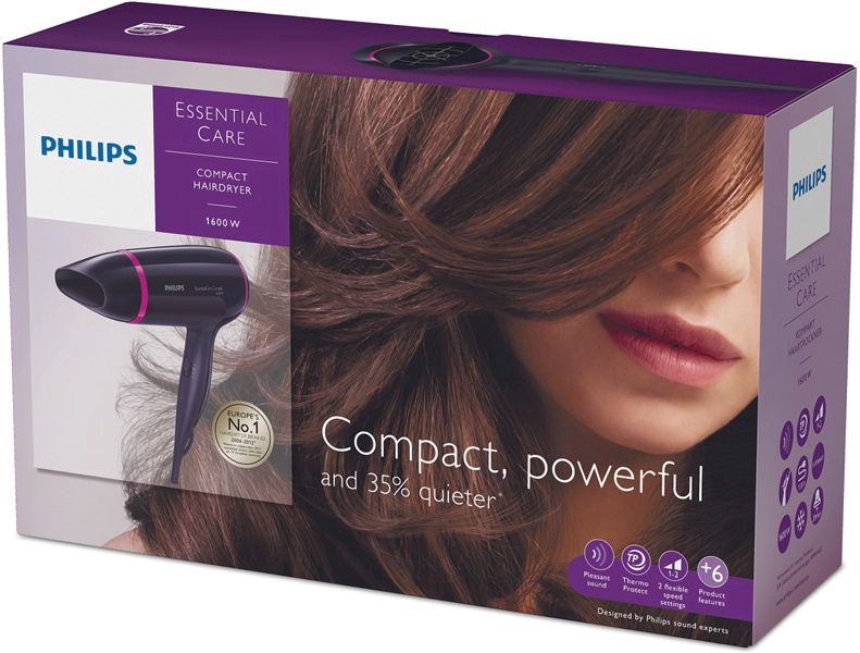 Fēns Philips DryCare Essential BHD002/00 1600W