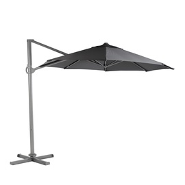 Home4you Roma Parasol D3m Grey