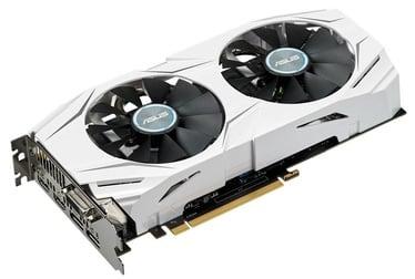 Asus Dual GeForce GTX1060 6GB GDDR5 PCIE DUAL-GTX1060-O6G