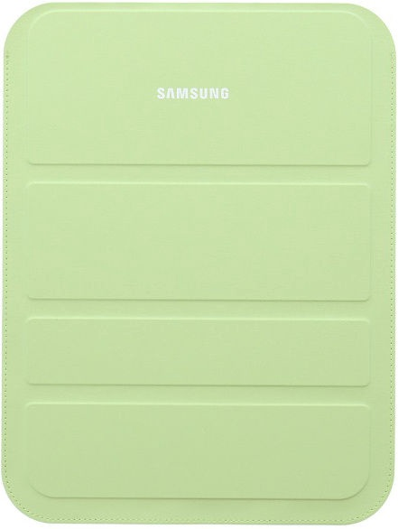 """Samsung Universal 7"""" Galaxy Tab Pouch Case w/Stand Light Green"""