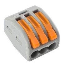 Laidų jungės CMK413, 3 x 0,08-4 mm², 5 vnt.