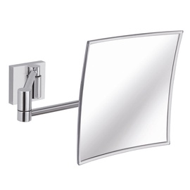 Gedy Maldive Wall 3.5x Magnifying Mirror Chrome