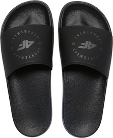 4F Women Slides H4Z20-KLD001 Black 38