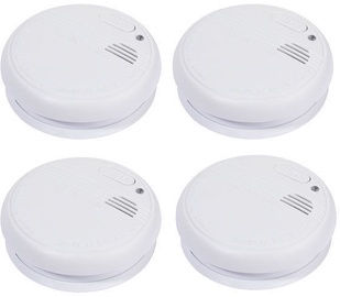 Vivanco Smoke Detector Set White