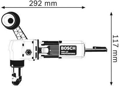 Bosch GNA 3.5 Nibbler