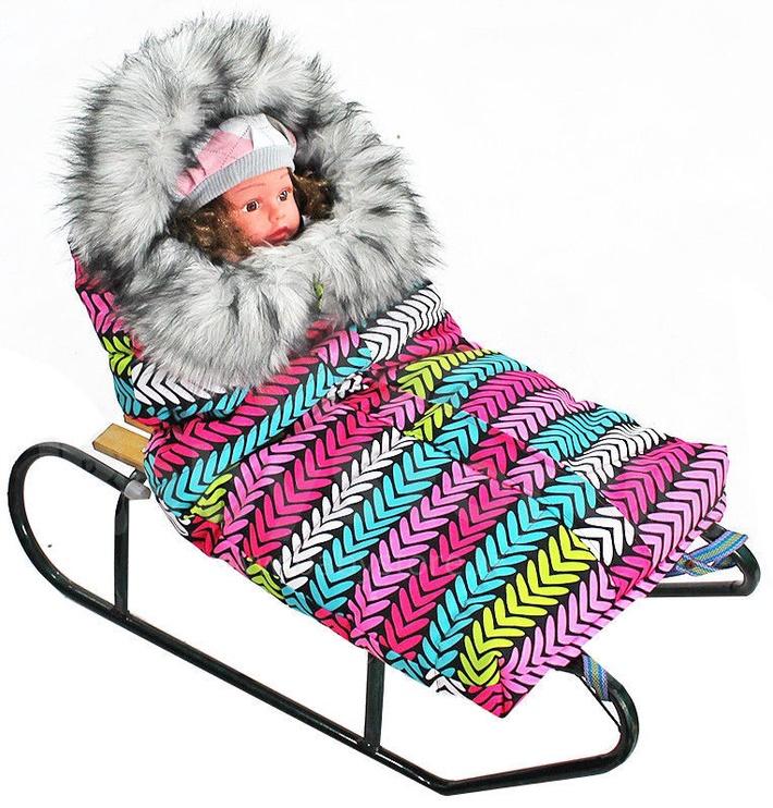 Vaikiškas miegmaišis Babylove Eskimo Sleeping Bag Art.87404