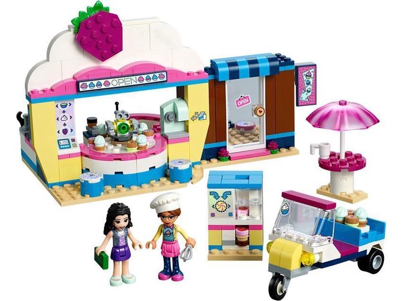 Konstruktorius LEGO® Friends 41366 Olivia pyragaičių kavinė
