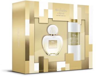 Набор для женщин Antonio Banderas Her Golden Secret, 200 мл