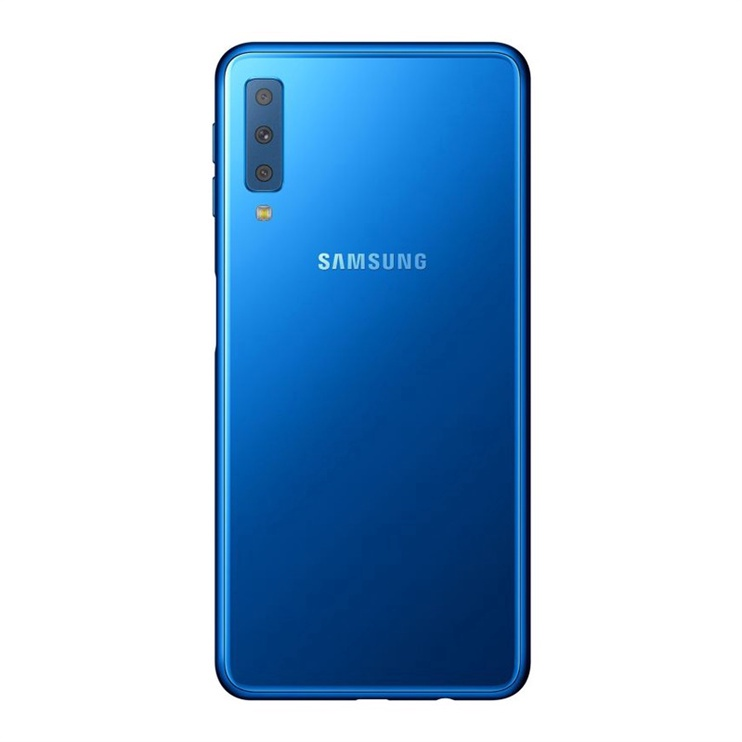 Mobilusis telefonus Samsung Galaxy A7 (2018), 64 GB, DS