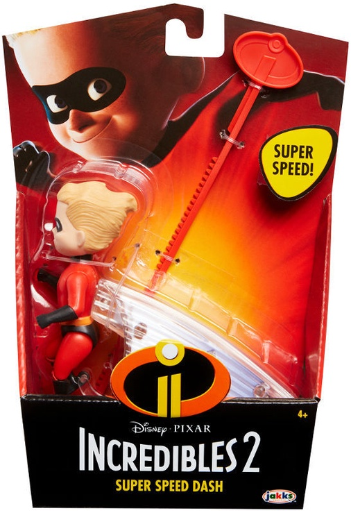 Jakks Pacific Incredibiles 2 Super Speed Dash