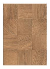 Keraminės grindų plytelės Legno Quagra, 48 x 34 cm