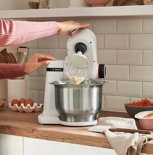 Köögikombain Bosch MUMS2EW00 White