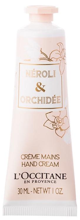 Rankų kremas L´Occitane Neroli & Orchidee, 30 ml