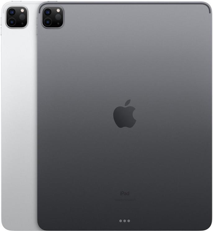 Планшет Apple iPad Pro 12.9 Wi-Fi 5G (2021), серебристый, 12.9″, 16GB/1TB